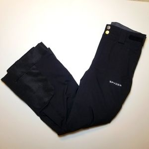 Spyder Ski/Snow Pants New Without Tags Black